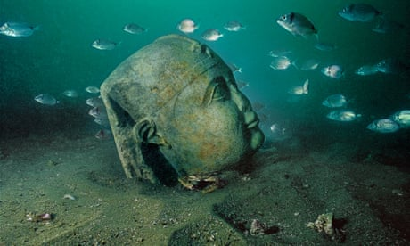 Drowned worlds: Egypt's lost cities