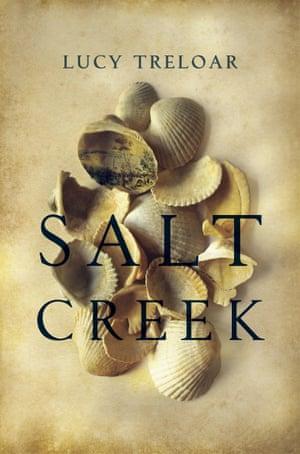 The cover of Lucy Treloar's Salt Creek.