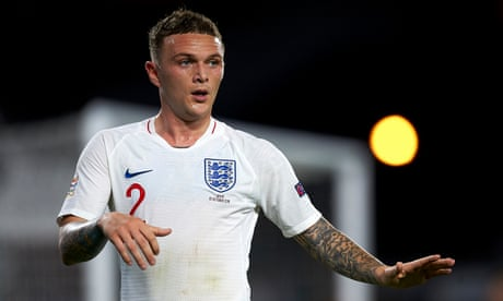 Atlético Madrid confirm signing of Kieran Trippier from Tottenham