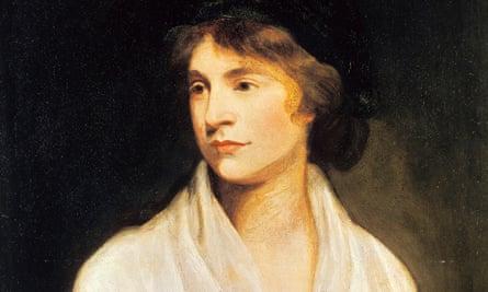 Portrait of Mary Wollstonecraft, circa 1797, by John Opie.