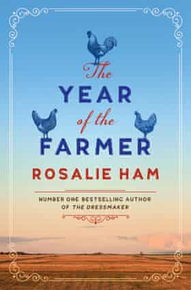 Cover image for The Year Of the Farmer by Rosalie Ham