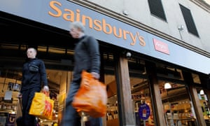 A branch of Sainsbury's in north London.