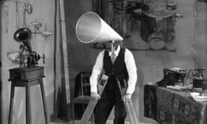 O Sentimental Machine (2015) – a five-channel video installation with four megaphones.