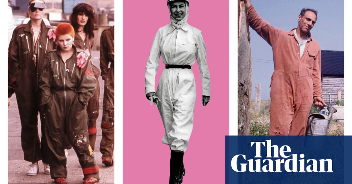 biggest selection fashionable patterns amazon Boilersuits: liberated, louche and as subversive as ever ...