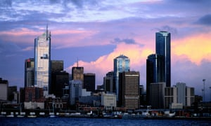 Melbourne aims to be the first zero-net emissions city by 2020.