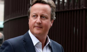 former Prime Minister David Cameron, who launched the Troubled Families programme