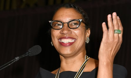 Robin Coste Lewis, winner of the 2015 National Book Award for Poetry: 'I think it's important that characters fly, and you don't get that much from contemporary literature.'