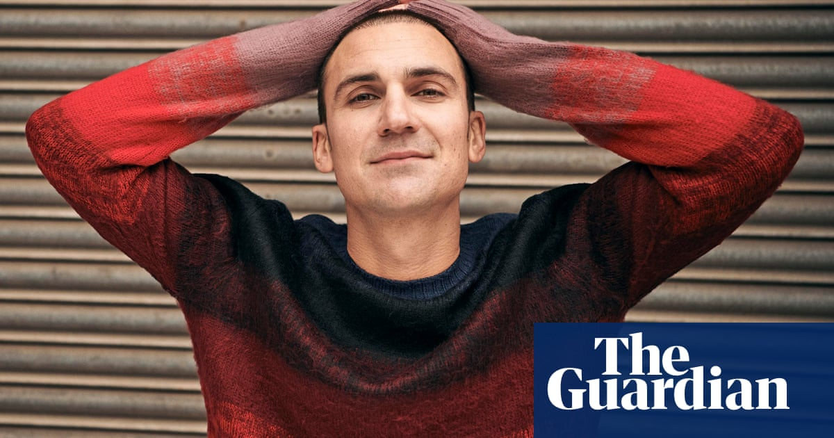 'I'm immune to success': Henry Lloyd-Hughes on fame, family and playing Sherlock Holmes