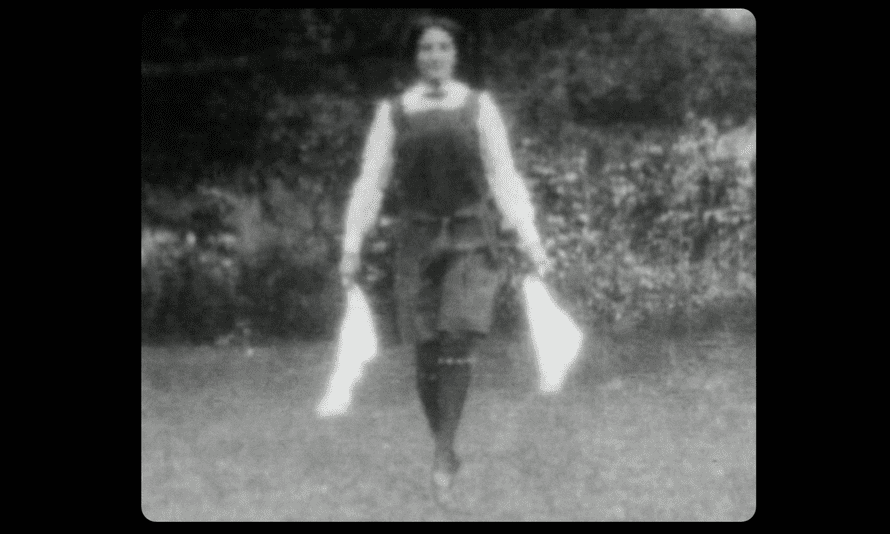 archive footage from For Folk's Sake: Morris Dancing and Me