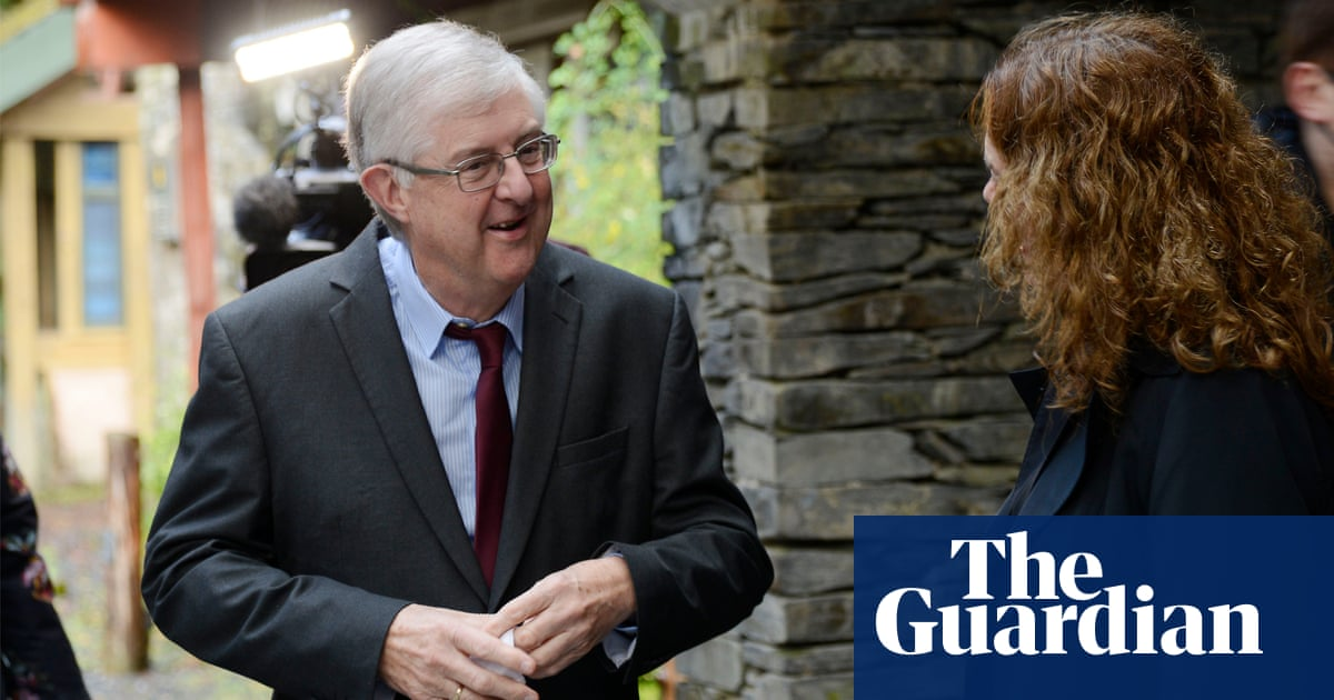 Mark Drakeford says devolving crown estate would help Wales with net zero aim