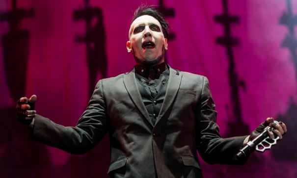 Columbine destroyed my entire career': Marilyn Manson on the