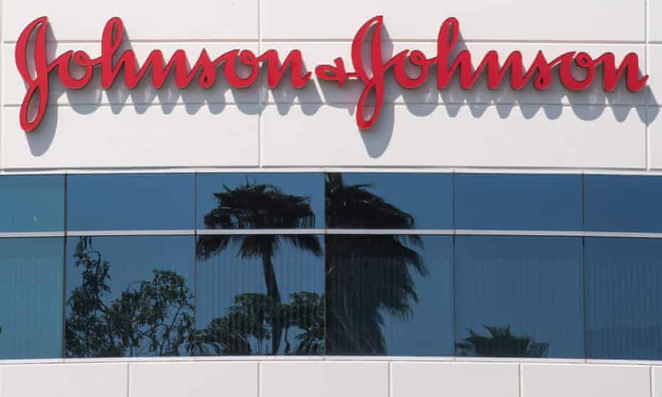 J&J said it had already decided in 2020 to 'discontinue all of its prescription pain medications in the United States'