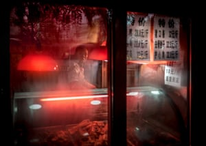 Cafe, Beijing, China by Francis CoxFinalist: Urban