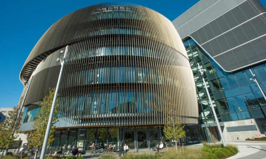 The Interdisciplinary Science and Engineering Complex at Northeastern University in Bosto