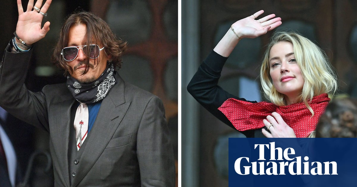 Johnny Depp assaulted Amber Heard after she laughed at tattoo, court told - The Guardian