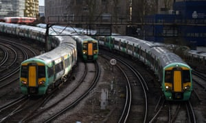 Southern rail services will be subject to industrial action again next month.