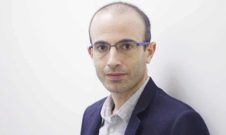 Yuval Noah Harari, Paris, in Sep 2015