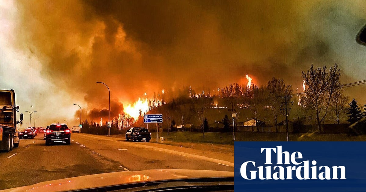 Where are the world's most fire-prone cities? | Cities | The