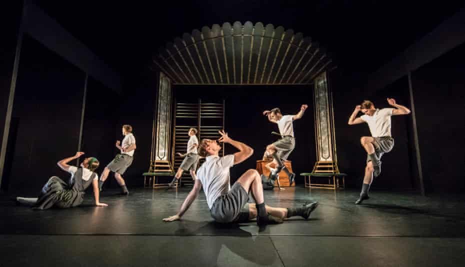 'Undercurrents of spite and desire': Matthew Bourne's 1991 piece Watch With Mother.