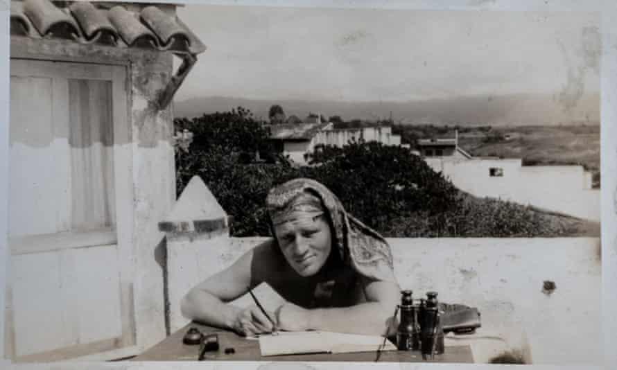 Arthur Calder-Marshall, writing The Way to Santiago.