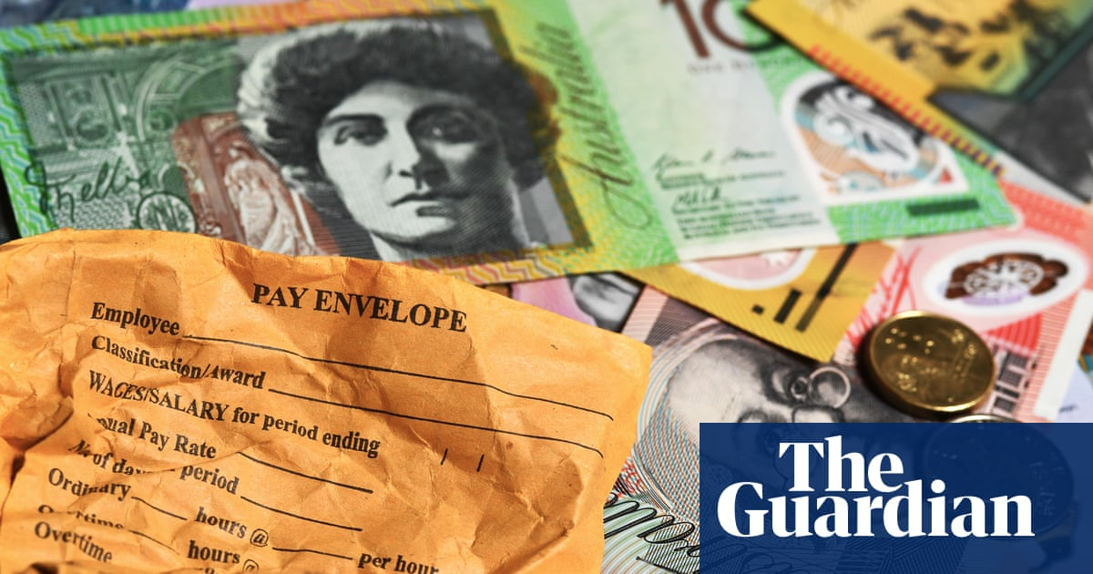 Bleak outlook for pay rises: Australians might have to wait five years for return to 2% wage growth – The Guardian