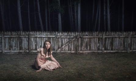 Bethany Whitmore in Girl Asleep (2015)