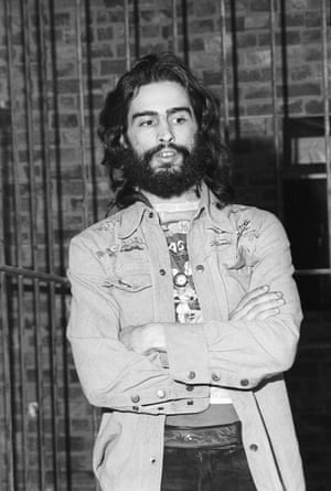 Originator … David Mancuso, the godfather of the modern club scene, and an audiophile obsessive (Photo by Allan Tannenbaum/Getty Images)