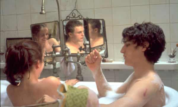 The Dreamers: troubled and incestuous love triangle.