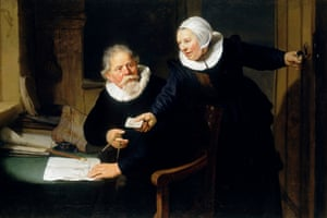 The Shipbuilder and his Wife, 1633 by Rembrandt, in Hull from April.