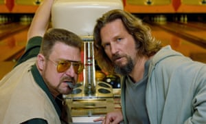 Abiding citizens … John Goodman and Jeff Bridges in The Big Lebowski.