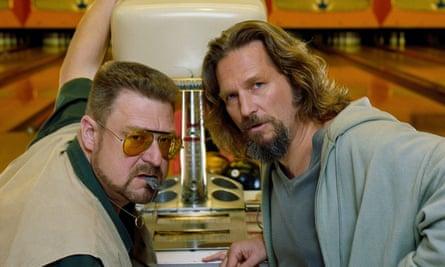Abiding citizens … John Goodman and Jeff Bridges in The Big Lebowski.
