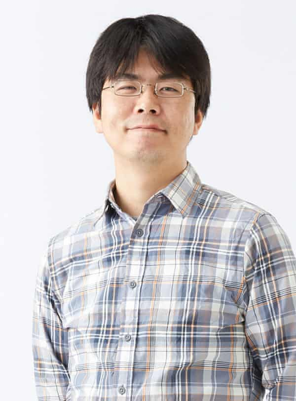 Hisashi Nogami, Animal Crossing series producer at Nintendo, where he has worked since 1994.