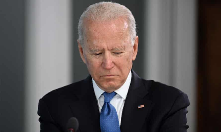 Joe Biden's meeting with the Russian leader, Vladimir Putin, is expected to be 'candid and straightforward', the US has indicated.