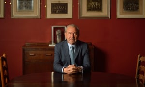 Lord Sugar, a signatory to the letter to Scotland Yard, has been strongly critical of Jeremy Corbyn's leadership of Labour.