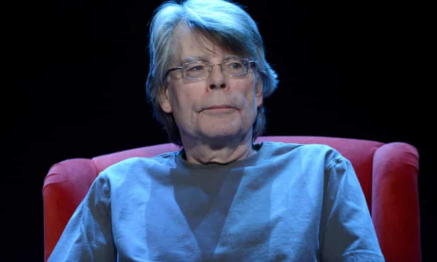 Stephen King: 'right on the money'.