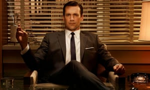 Mad Men … Pashley aims to bring the Donald Drapers of today up to date