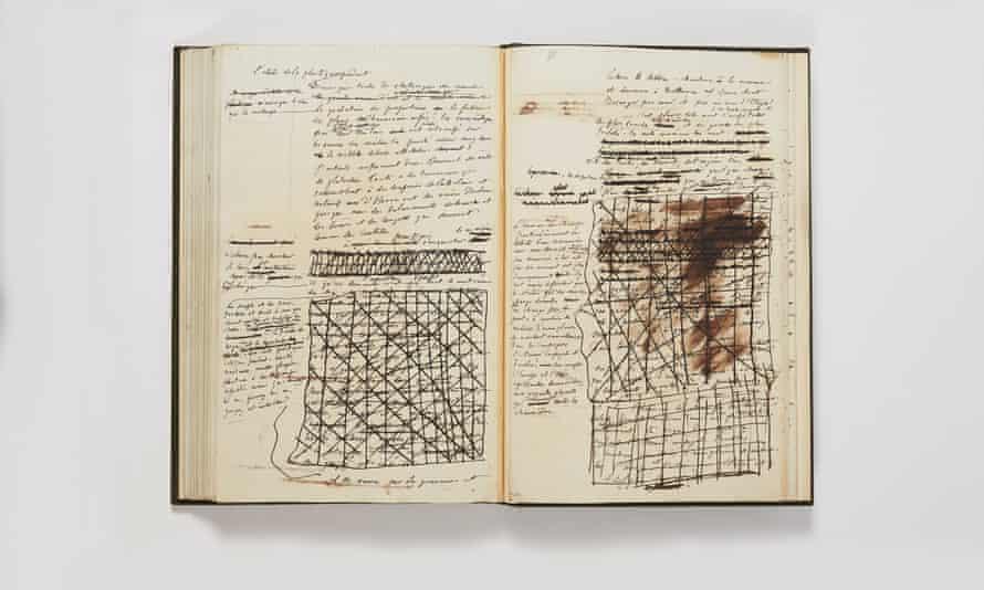 Flaubert's travel diary.