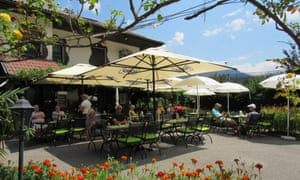 Kathi's Jausenstation, Gargazonne, South Tirol, Italy.
