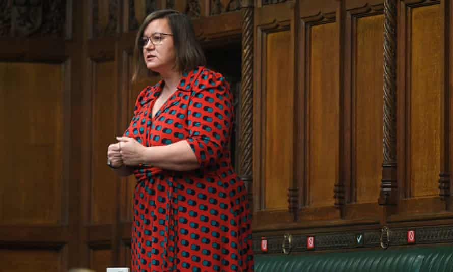 Meg Hillier, chair of the public accounts committee.
