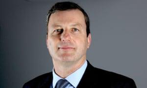 Gareth Davies., The National Audit Office