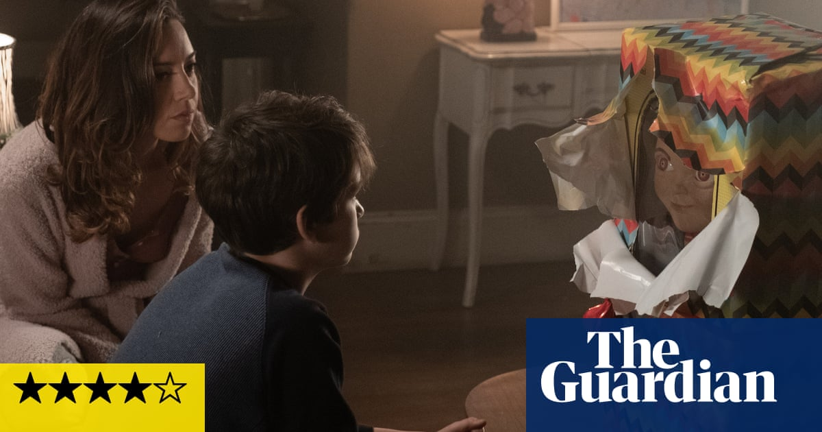 Child's Play review – a razor-sharp and exquisitely gruesome toy