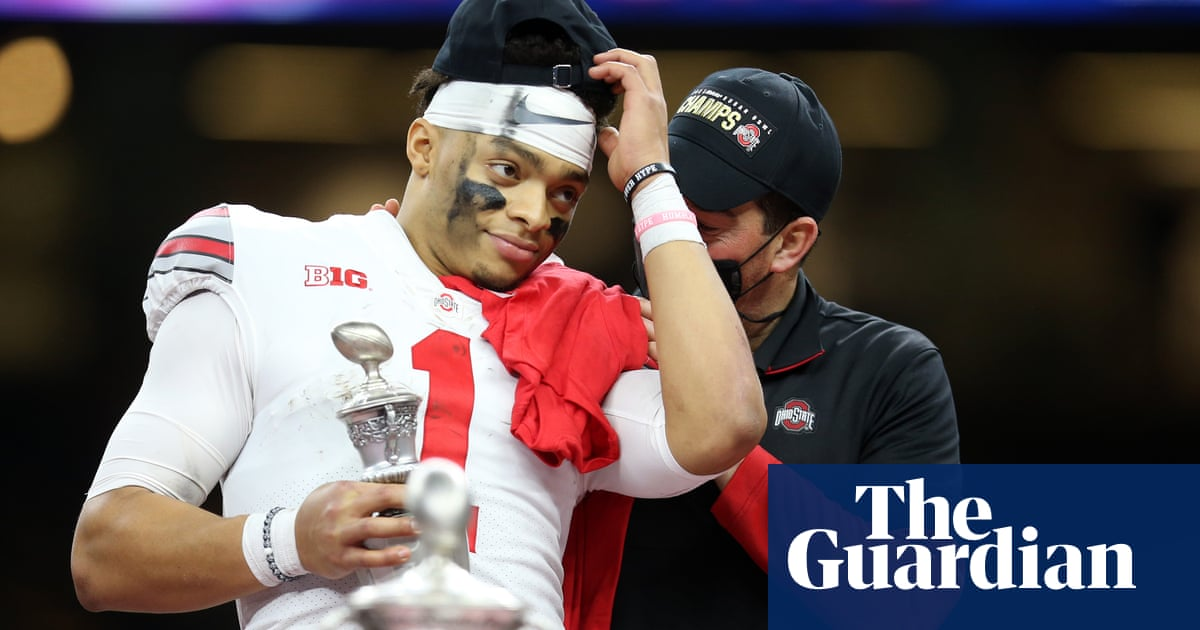 A ruthlessly exploitative college football season finally draws to a close