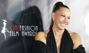 Donna Karan at the CinéFashion film awards in LA.