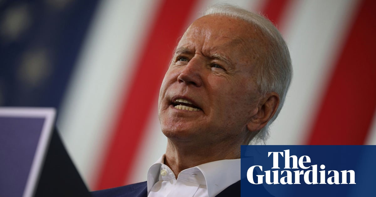 Belief Joe Biden will win drives shift in US stock purchases