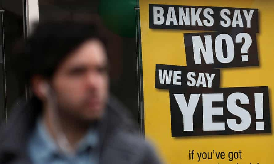 The Coalition has promised to reform payday loans – which can attract extortionate rates of interest – since November 2016, but has failed to support legislation to do so.