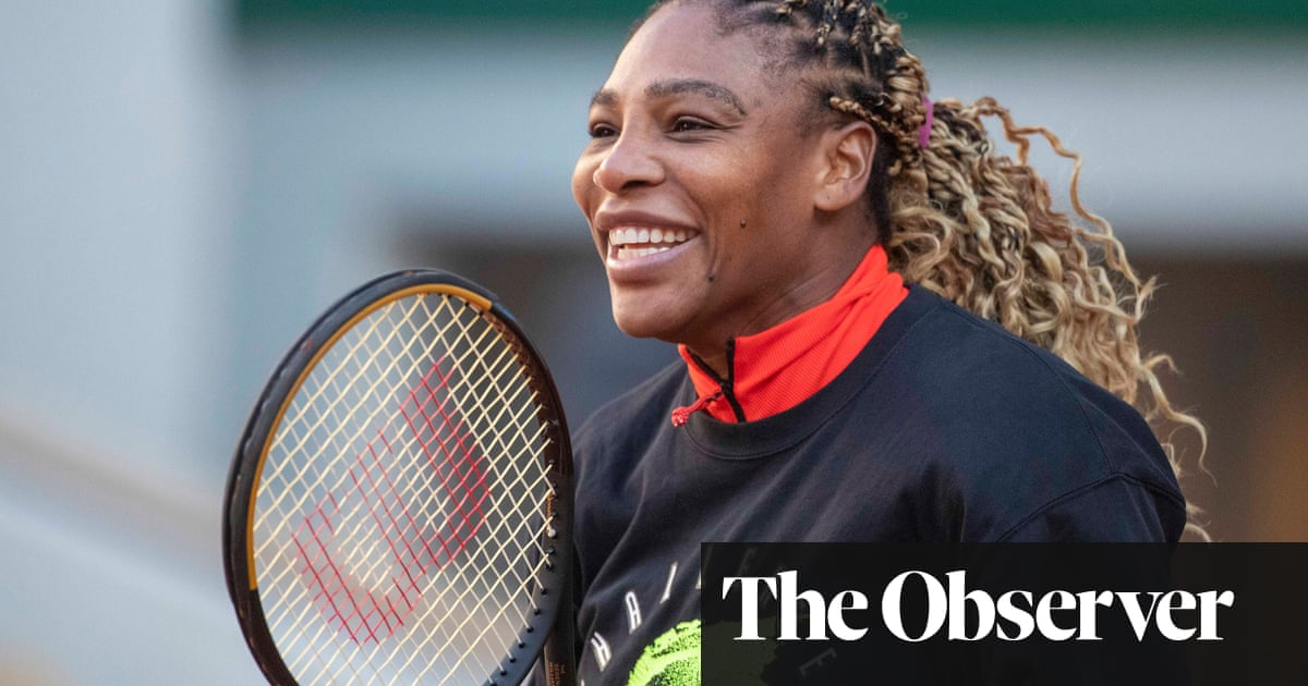 Serena Williams passion undimmed as she competes in 19th French Open