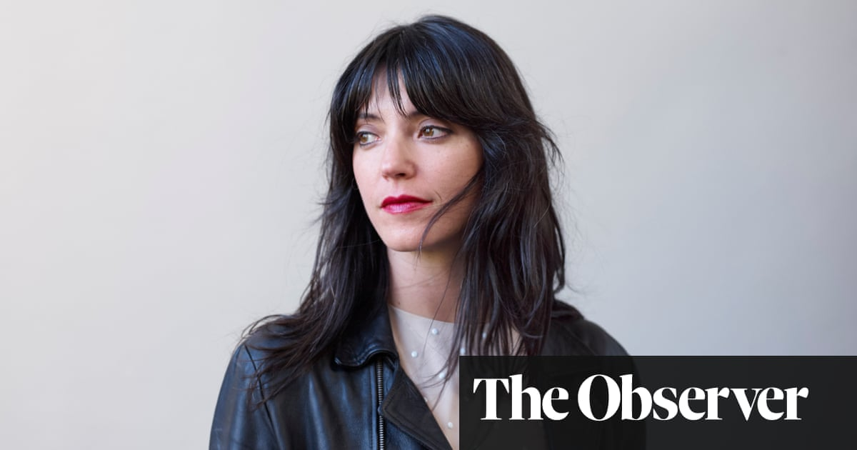 Sharon Van Etten: 'The more I let go, the more I progress as a human