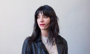 Sharon Van Etten photographed in London.