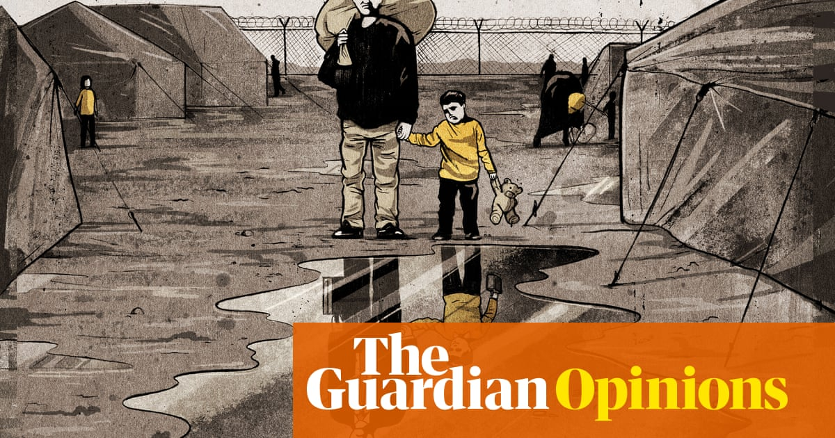 The refugee crisis isn't about refugees  It's about us   Ai