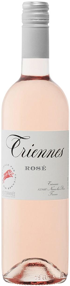Domaine de Triennes Rosé: serve with salad niçoise.